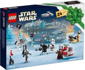 LEGO 75307 'Star Wars Adventskalender', 335 Teile, ab 6 Jahren