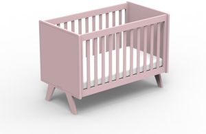 Mathy by Bols Babybett Madavin Winter Pink