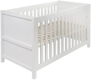 Quax 'Stripes' Babybett 70 x 140 cm weiß