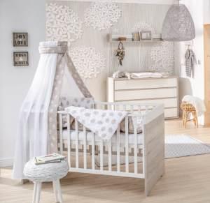 Schardt 'Mick' 2-tlg. Babyzimmer-Set ohne Griffe