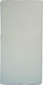Candide rollbare Reiseauflage - beige/weiß gestreift 60x120