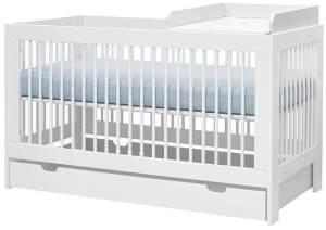 Pinio Wickelaufsatz Basic für Babybett 70 x 140 cm