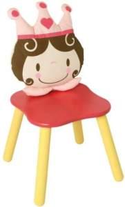 Bartl 'Prinzessin' Kinderstuhl, pastell