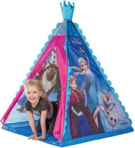 Die Eiskönigin Spielschloss blau
