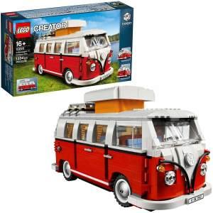 Lego Creator 10220 'Volkswagen T1 Campingbus', 1334 Teile, ab 16 Jahren