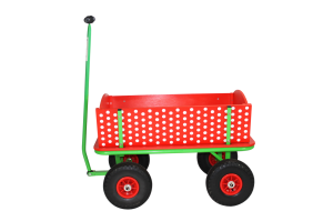 Beachtrekker 'Style' Holzbollerwagen
