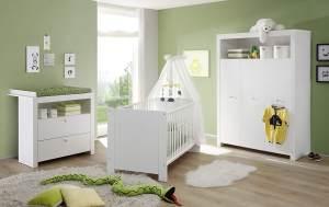 Trendteam 'Olivia' 3-tlg. Babyzimmer-Set