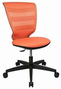 Topstar 'X-Pander' Kinderdrehstuhl orange