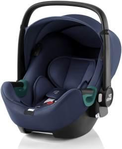 Britax Römer 'BABY-SAFE iSENSE' Babyschale 2021 Indigo Blue, 0 bis 13 kg (Gruppe 0+)