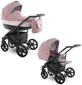 Camarelo Baleo Kombikinderwagen Ba-pink rosa
