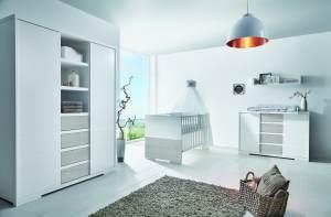 Schardt 'Maxx Boathouse' 3-tlg. Babyzimmer-Set
