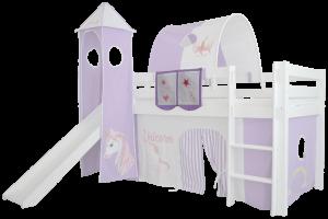 Mobi Furniture Betttasche Einhorn für Hochbett