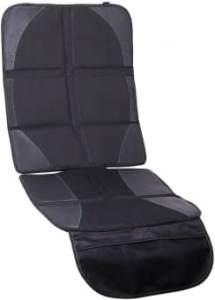 Fillikid 'Luxus' Autositzunterlage, schwarz