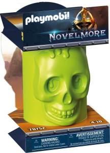 PLAYMOBIL Novelmore 70752 'Skeleton Surprise Box - Sal'ahari Sands Skelettarmee (Series 1)', 1x zufällige Figur, ab 4 Jahren