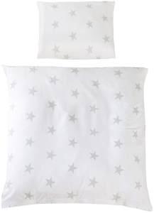 Roba 'Little Stars' Wiegenbettwäsche 80 x 80 cm/35 x 40 cm