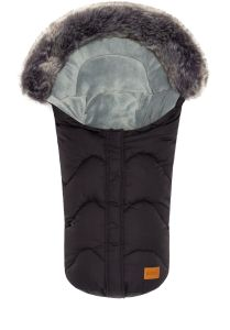 Fillikid Winterfußsack Lhotse Exclusiv schwarz