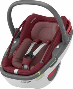 Maxi-Cosi 'Coral 360' Babyschale 2021 Essential Red, 0 bis 13 kg (Gruppe 0+)