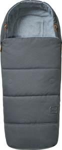 Joolz Fußsack Gorgeous Grey 2020, ganzjährig einsetzbar, universell einsetzbar