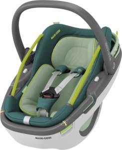 Maxi-Cosi 'Coral 360' Babyschale 2021 Neo Green, 0 bis 13 kg (Gruppe 0+)