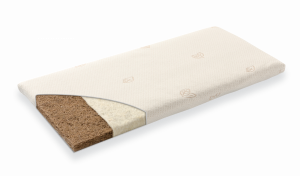 Träumeland 'Naturwölkchen' Kokos-Latex-Matratze 45x90 cm