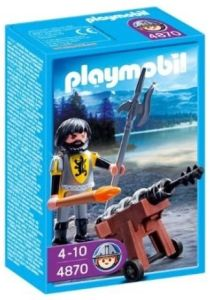 PLAYMOBIL® 4870 - Kanonier der Löwenritter