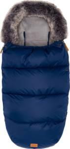 Fillikid 'Manaslu' Winterfußsack Polyester blau, universell einsetzbar