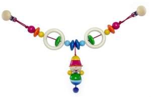 Hess-Spielzeug Wagenkette Clown Felix