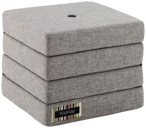 KlipKlap 4 Fold Single Multi Grey