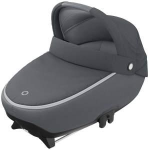 Maxi-Cosi 'Jade' Babywanne 2020 Essential Graphite von 0-9 kg (Gruppe 0+), auch für Autofahrten nutzbar