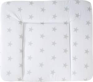 Roba 'Little Stars' Wickelauflage 75 x 85 cm weiß