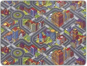 misento 'Big City' Kinderteppich 160 x 200 cm