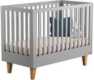 Vox 'Lounge' Babybett grau, 60x120 cm