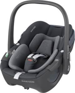 Maxi-Cosi 'Pebble 360' Babyschale 2021 Essential Graphite, 0 bis 13 kg (Gruppe 0+)