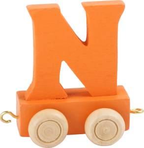 Legler Buchstabenzug bunt N
