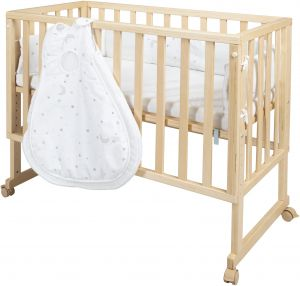 Roba 'safe asleep' Stubenbett 3 in1 inkl. Ausstattung 'Sternenzauber'