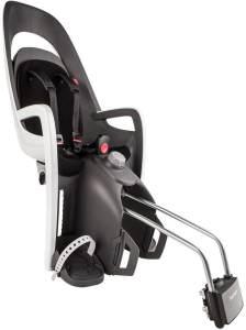 Hamax 'Caress' Kindersitz schwarz, bis 22 kg inkl. Rahmenhalterung
