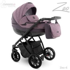Camarelo Zeo - 3in1 Kombikinderwagen - Zeo-6 lila