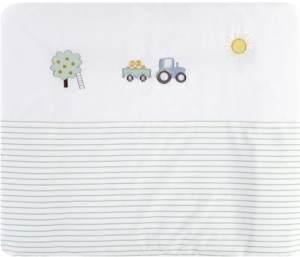 Alvi Wickelauflage+Bezug Set Farm 70x85 cm