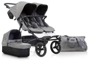 Mountain Buggy 'Duet' Zwillingskinderwagen Luxury Collection Set