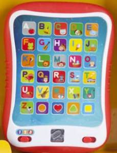 Besttoy I-Fun Tablet rot