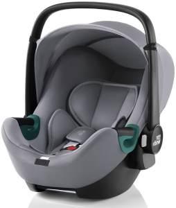 Britax Römer 'BABY-SAFE3 i-Size' Babyschale 2021 Frost Grey, 0 bis 13 kg (Gruppe 0+)