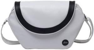 Mima - Trendy Wickeltasche (weiß)