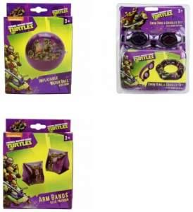 Teenage Mutant Ninja Turtles - Auswahl: Alle 3 Sets