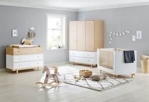 Pinolino 'Boks' Kinderzimmer-Set breit, groß