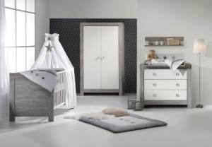 Schardt 'Nordic Driftwood' 2-tlg. Babyzimmer-Set
