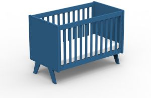Mathy by Bols Babybett Madavin Atlantic Blue