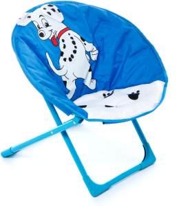Kayoom 'Dog' Kinderstuhl Fold-it Kids blau