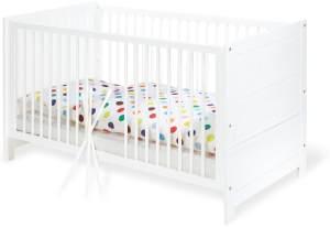 Pinolino 'Puro' Kombi-Kinderbett weiß