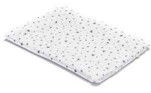 Fillikid Wickelauflage Softy 48x70x6 cm, Sterne