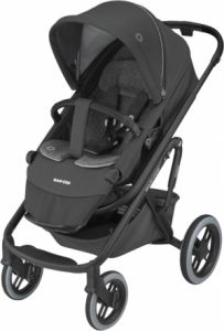 Maxi-Cosi 'Lila XP' Sportkinderwagen Essential Black